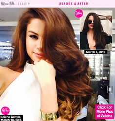 Selena Gomez Rocks Red Hair Makeover