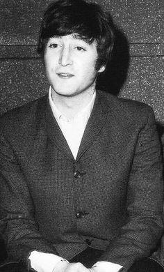John Lennon..my favorite Beatle