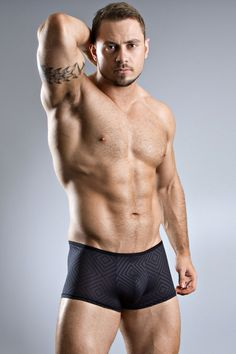 aaf7a252055b3 The HOM Cristal Trunk are THE ultimate light mini boxers for men. Stunning  diamond shape
