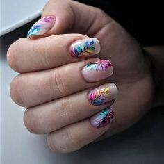nails shape With 2020 spring coming, are you ready for a new manicure idea? Short nails have always been the most popular nail shape. We have collected 30 trend short nail art designs for Stylish Nails, Trendy Nails, Cute Acrylic Nails, Fun Nails, Nail Selection, Short Nails Art, Manicure E Pedicure, Short Nail Manicure, Nail Nail