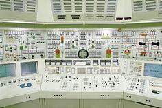 ... understated coolness of power plant control room design   ÜBERKUUL