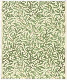 William Morris, Willow Bough, 1934