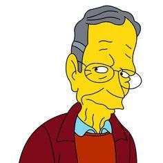 George Bush O Simpson, Homer Simpson, Simpsons Characters, Comedy Tv, Futurama, Political Cartoons, Funny Me, The Simpsons