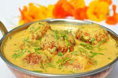 Malai Kofta, una de las mejores recetas de la cocina india.