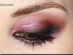 Maquillaje de fiesta: Ojos, 8 looks diferentes