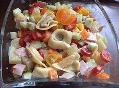 """Tortellini-Salat """"Hawaii"""""""