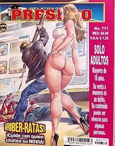 "Mexican True Crime Comic Series ""Relatos de Presidio"" #764 - ""Riber-ratas: Cuide con quién chatea su novia"" by Editorial Toukan http://www.amazon.com/dp/B00LZ8VKYQ/ref=cm_sw_r_pi_dp_iprEvb1X37KHJ"