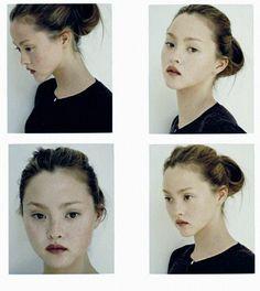 Devon Aoki polaroids, 1 Model Management, faces of mars Aoki Devon, Pretty People, Beautiful People, Model Polaroids, Portrait Photography, Fashion Photography, Pretty Face, Supermodels, Asian Girl