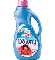 Ultra Downy® April Fresh Fabric Softener Liquid.