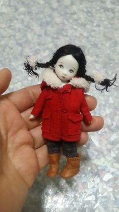 Sun Joo Lee doll.