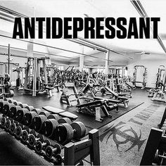 The first time I saw this I was moved not only has lifting been an antidepressant but a safe haven from the cold harsh world I was involving myself with. The power I feel confidence I gain and will to do my best in the gym has been influencing all other aspects of my life. There are people who keep going to the gym in order to better there bodies and people like myself who go to better there life. I want to shout out to everyone who feels the same way I do about there #fitnessjourney…