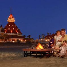 Hotels in San Diego CA | San Diego Beach Resort | Hotel del Coronado