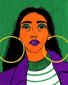Nhung Le Fashion Illustration