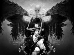 "Search Results for ""kaito cantarella wallpaper"" – Adorable Wallpapers Anime Art Fantasy, Dark Anime, Manga Boy, Manga Anime, Anime Boys, Anime Male, Anime Cosplay, Demon Drawings, Vocaloid Kaito"
