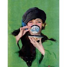 233 Best Women Taking Tea Images In 2019 Tea Time