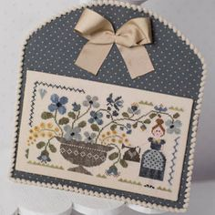 Designing Your Own Cross Stitch Embroidery Patterns - Embroidery Patterns Cross Stitch Pillow, Just Cross Stitch, Cross Stitch Finishing, Cross Stitch Samplers, Cross Stitch Flowers, Cross Stitch Charts, Cross Stitch Designs, Cross Stitching, Cross Stitch Embroidery