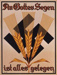 plakat-des-reichsnährstandes 1938