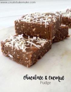 Fudge Recipes, Baking Recipes, Dessert Recipes, Thermomix Desserts, Candy Recipes, Baking Ideas, Chocolate Fudge, Chocolate Recipes, Easter Chocolate
