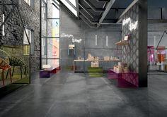 INTERIÉROVÁ DLAŽBA - Moderná dlažba do obývačky / BENEVA