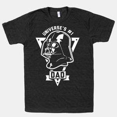 #dad #darth #vader #star #wars #nerd #geek #scifi #space #fathersday Darth Dad