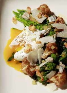 Small plates delight at Belly and Trumpet