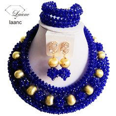Find More Jewelry Sets Information about Chunky Royal Blue Nigerian African Wedding Beads African Beads Jewelry Set Free Shipping ABF694,High Quality jewelry grill,China jewelry mm Suppliers, Cheap jewelry spotlight from laanc african beads Store on Aliexpress.com