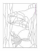 glass pattern 670