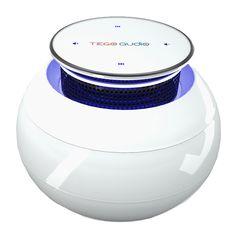 Fab.com | CERA 3.0 Bluetooth Speaker White