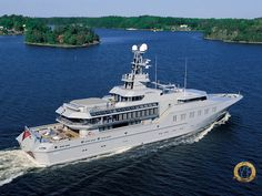 Lurssen Yacht Wallpapers | YachtForums: The World's Largest Yachting Community