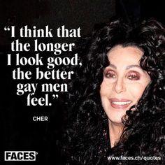 Cher quote