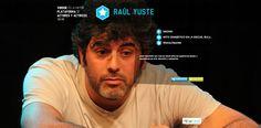 Actor RAÚL YUSTE