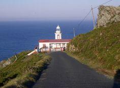 Faro de Punta Candieira, Cervo (Santalla) A Coruña