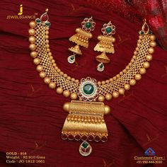 Get In Touch With us on Antique Jewellery Designs, Fancy Jewellery, Stylish Jewelry, Jewelry Design, Fashion Jewelry, Temple Jewellery, Gold Fashion, Fashion Necklace, Tapas