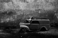 Bruno Barbey - Italy. Rome. 1964., Photograph