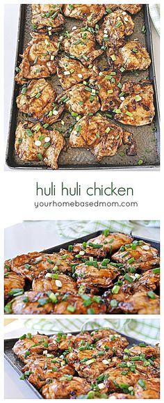 #hawiianbbqchicken