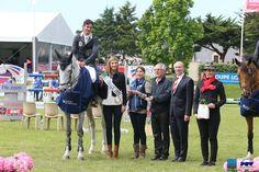 Épreuve n°14 | Jumping International La Baule  CSIO 5* Derby Laiterie de Montaigu - Région Pays de La Loire  Steve Guerdat et Nasa sont troisième
