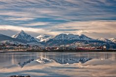 Leave the city of Ushuaia, Argentina to see Tierra del Fuego National Park.     http://www.vacationsmadeeasy.com/UshuaiaArgentina/