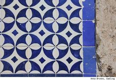 48 Hours In Lisbon: In Search Of Coffee, Tiles And Sun - Gadling, Portuguese Tiles, Lisbon, Portugal  by Anna Brones