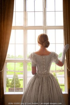 www.arcangel.com - victorian-woman-at-a-window