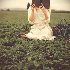 reading is good for the soul and the mind.  read in peace.
