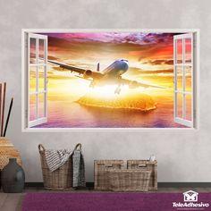 Vinilos de ventanas originales y diferentes- Teleadhesivo Art Photography, Painting, Special Effects, Vinyls, Windows, The Originals, Scenery, Fine Art Photography, Painting Art