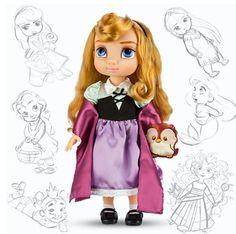 NEU OVP Original Disney Animator Collection-Dornröschen Aurora Puppe 38 cm groß in Spielzeug, Film & Fernsehen, Disney | eBay