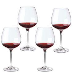 Fusion Pinot Noir Wine Glass (Set of 4)