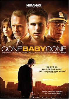 Gone Baby Gone- Locations: Boston - Erich Lindemann Mental Health Center, Moakley Park, Murphy's Law, WCVB Studio; South Boston - Old Colony; Cambridge - Mount Auburn Cemetery, Cambridge; Dorchester; Lynn; Medford - Hormel Stadium, LoConte Rink, Meadow Glen Mall; Quincy - Quincy Quarries; Waltham; Winchester