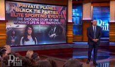 USA: une victime dénonce à la télévision un réseau international de prostitution de mineurs pour VIP | Stop Mensonges