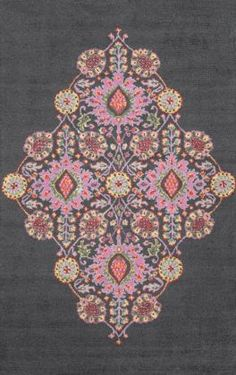 Savanna Medallion VE31 Rug