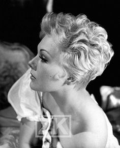 Kim Novak by Peter Basch