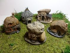 Hey, I found this really awesome Etsy listing at https://www.etsy.com/listing/207003030/fairy-garden-fairy-tale-homes-miniature