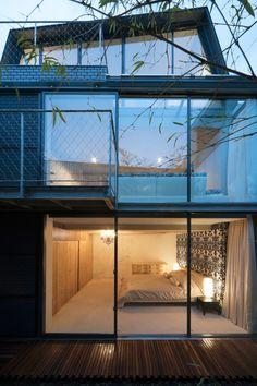 Skycourt House,© Takumi Ota
