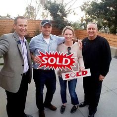 Congratulations to the Holmes family for purchasing their first home in Carlsbad! Mike Stine and Tim Kirk did a fantastic job finding our clients their dream home off market and in their desired neighborhood. ⠀ ⠀ Need a team of Realtors® to find your dream home off market? Call the Tim Kirk Team today 760.704.9252 - posted by Tim Kirk Team Realtors® https://www.instagram.com/timkirkteamrealtors - See more San Diego Real Estate photos from Local San Diego Realtors at…
